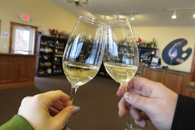 Experience! the Finger Lakes Keuka Wine Tour