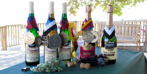 Dr. Frank Vinifera Wine Cellars has won 111 gold medals so far this year!