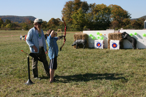 30 Target 3D Archery Course