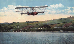Curtiss Model E - Glenn H Curtiss Museum, Hammondsport