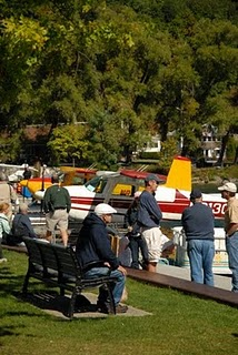 Seaplane Homecoming, Hammondsport