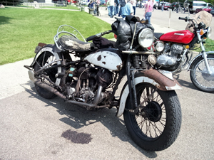 Curtiss Classic Motorcycle Day