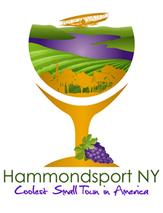 Hammondsport Coolest Small Town