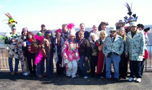 Mardi Gras, Village Tavern, Hammondsport