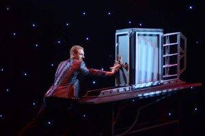 The Tristan Crist Magic Theatre for winter fun