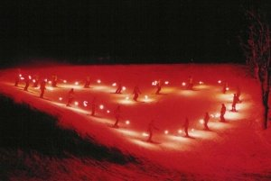 Torch Light Parade