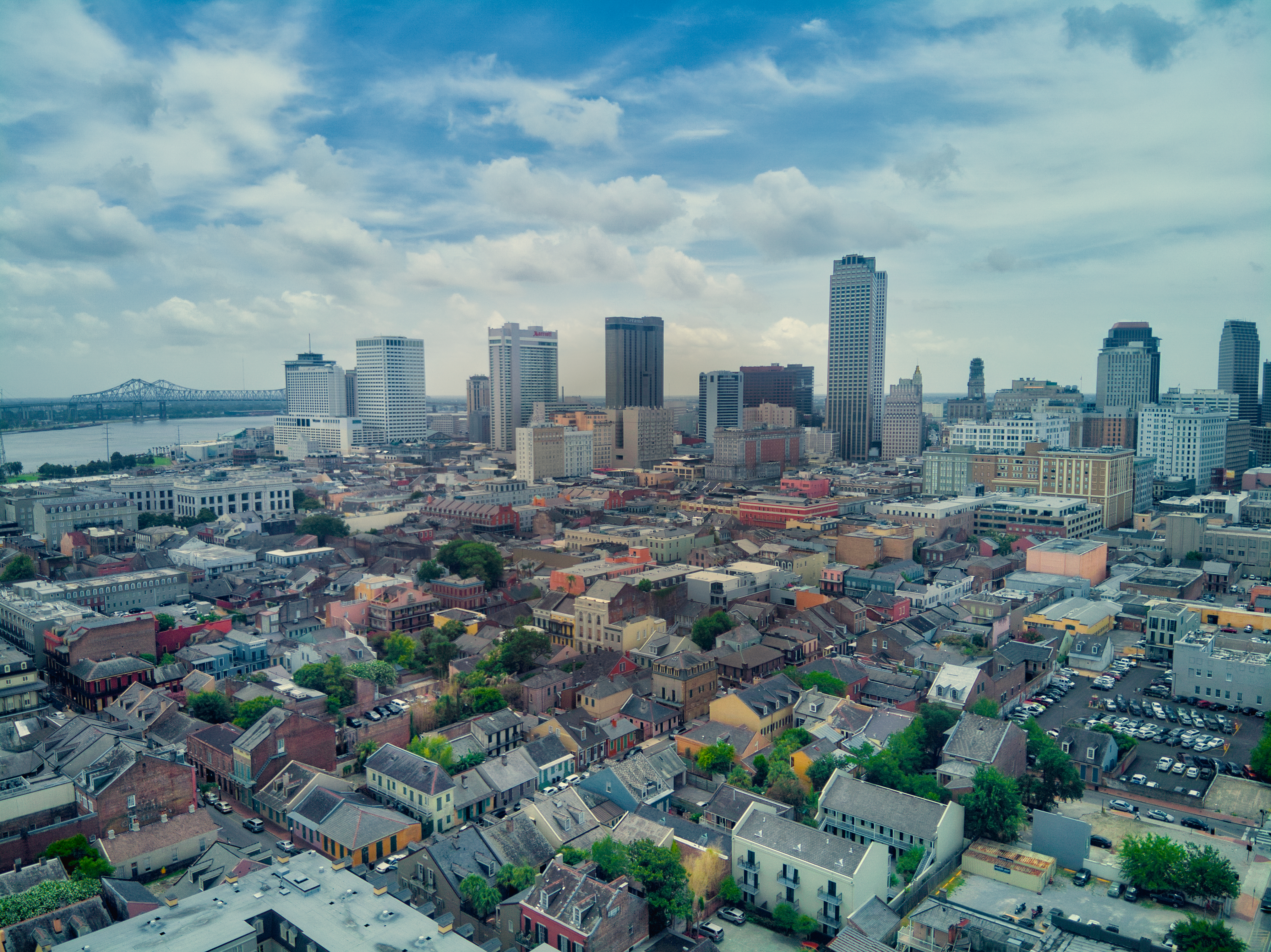 Nonstop Direct Flights to New Orleans
