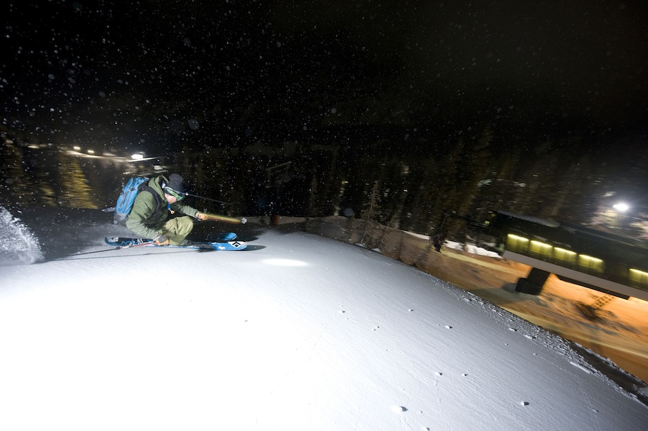 Ski City Shootout Night Skiing Brighton