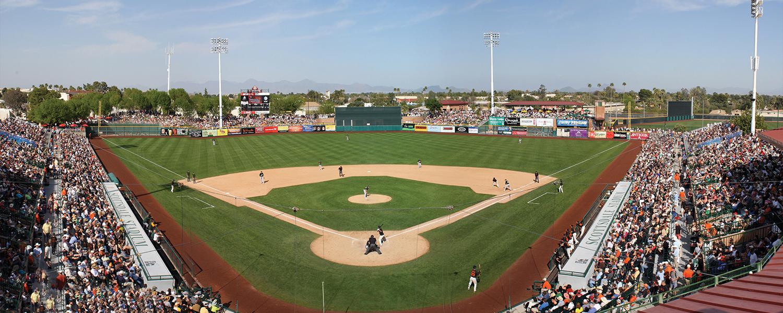Arizona Cactus League Spring Training | Official Travel Site