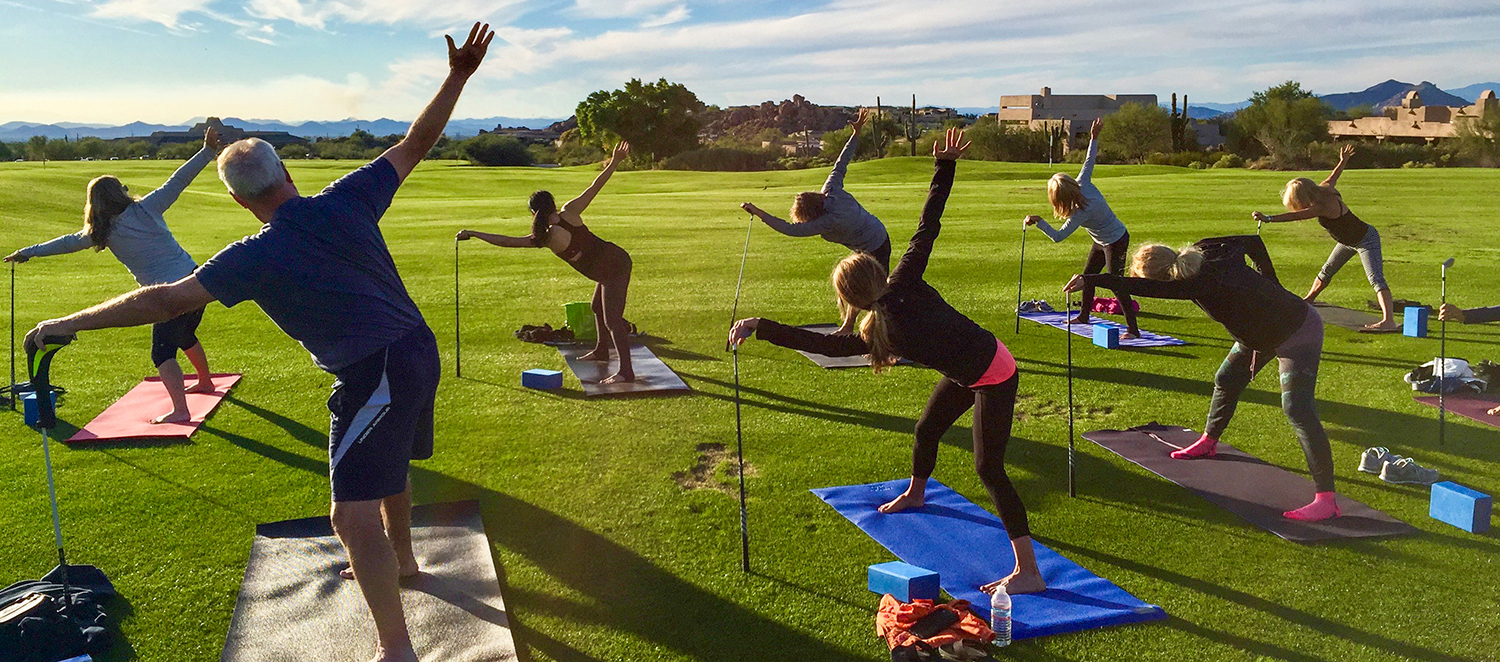 Scottsdale Golf Training And Fitness Classes Experience Scottsdale