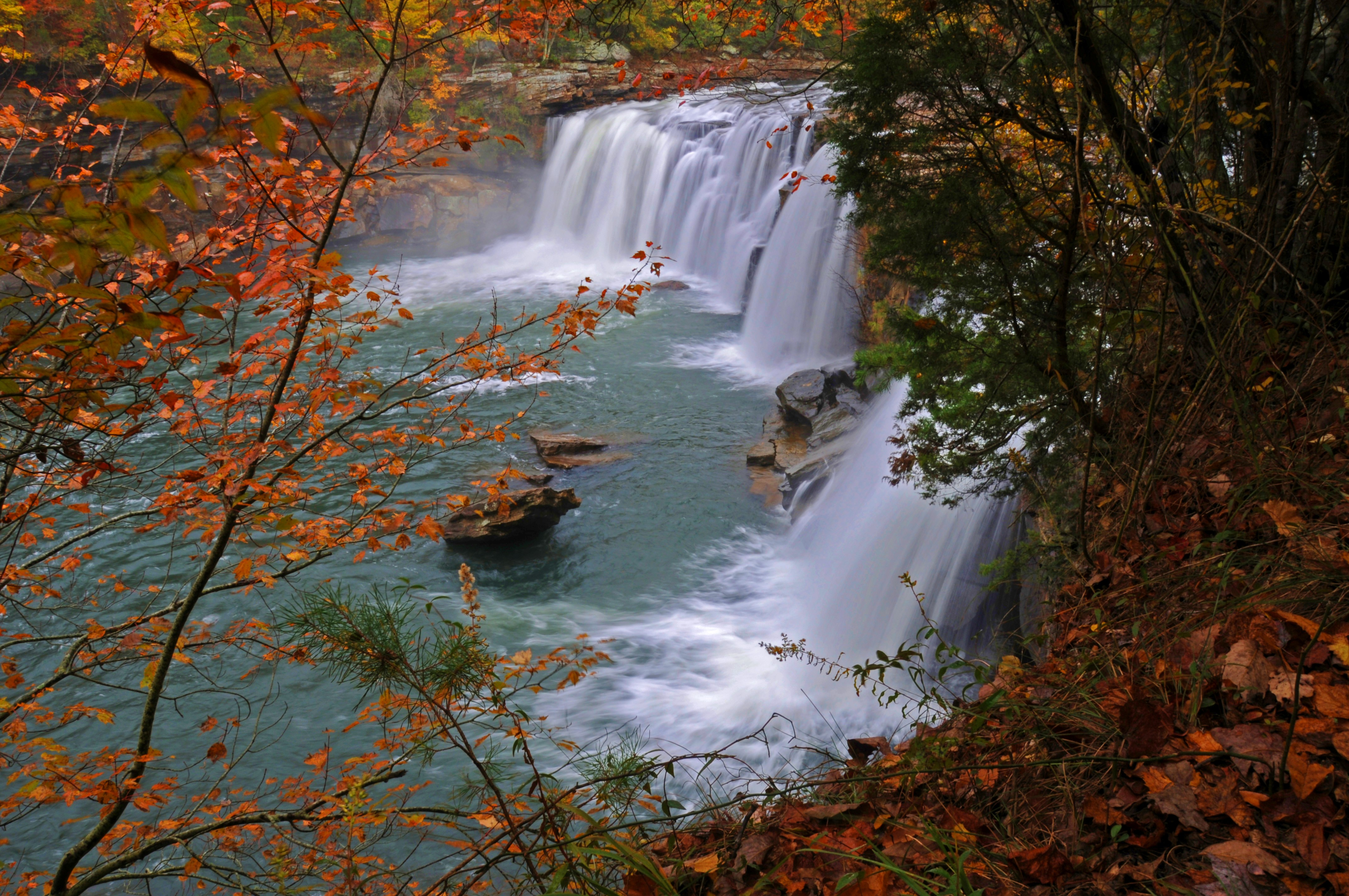 The Waterfalls of North Alabama | Visit North Alabama