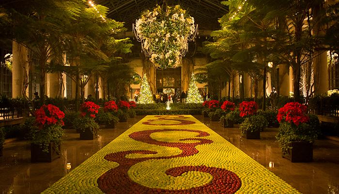 Longwood Gardens Christmas 2019.Longwood Gardens Announces Event Filled Calendar For 2019