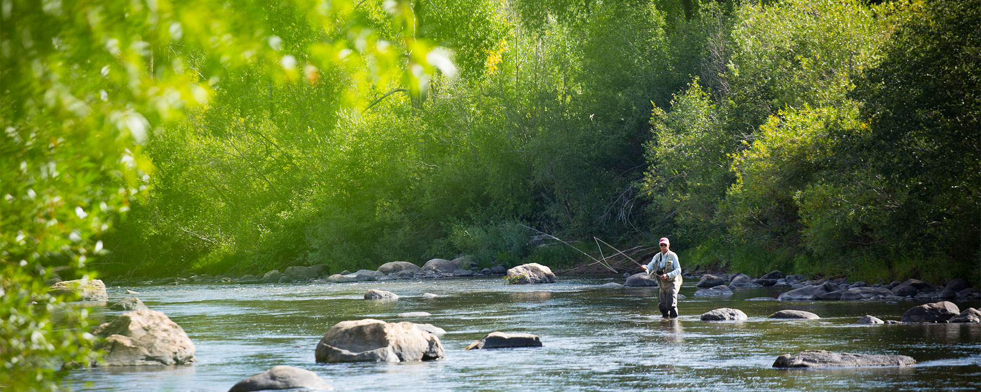 Steamboat Springs, CO | Fishing Information | Outfitters and
