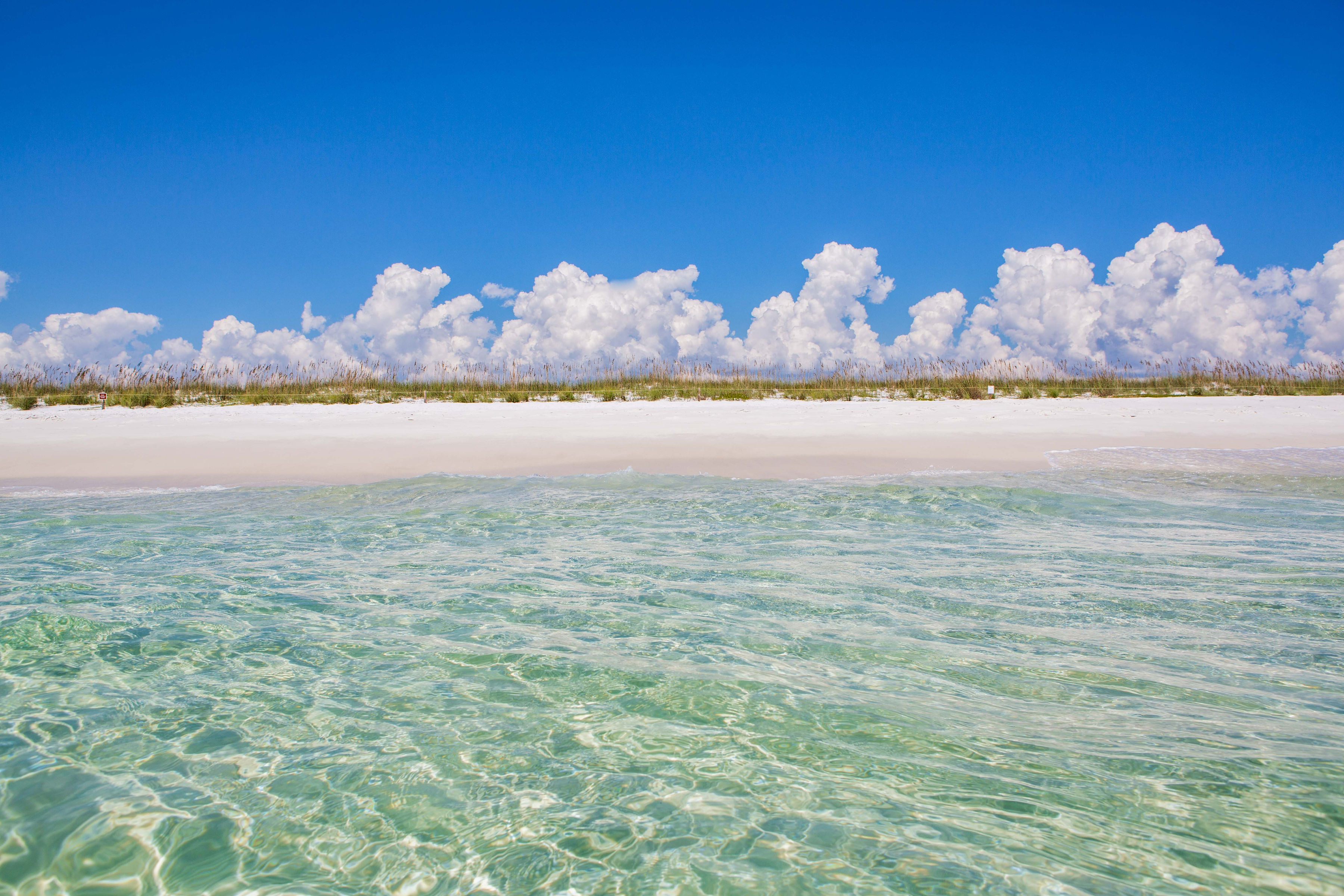 Beaches of Florida's Emerald Coast