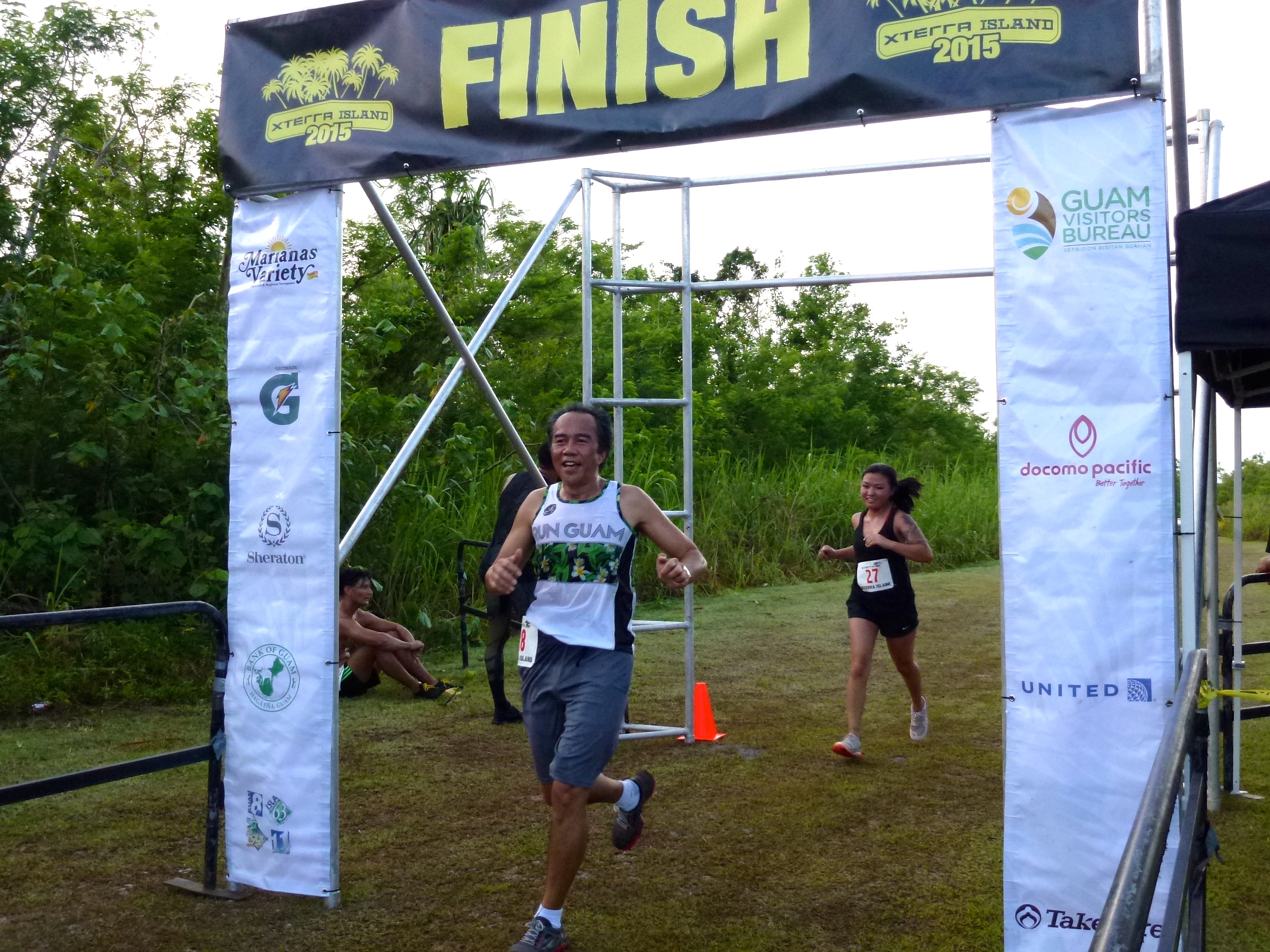 Father's Day XTERRA Guam 02