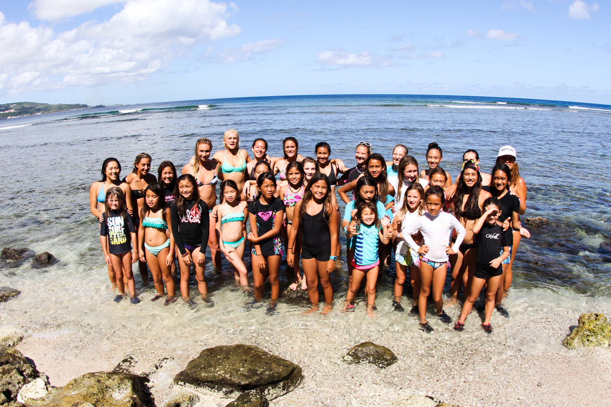 International Guam Girls Fiesta | Rick's Reef