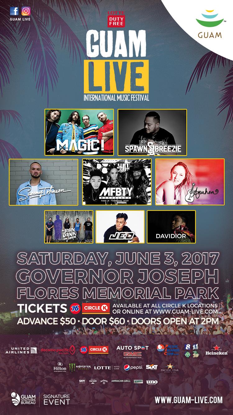 Guam Live 2017
