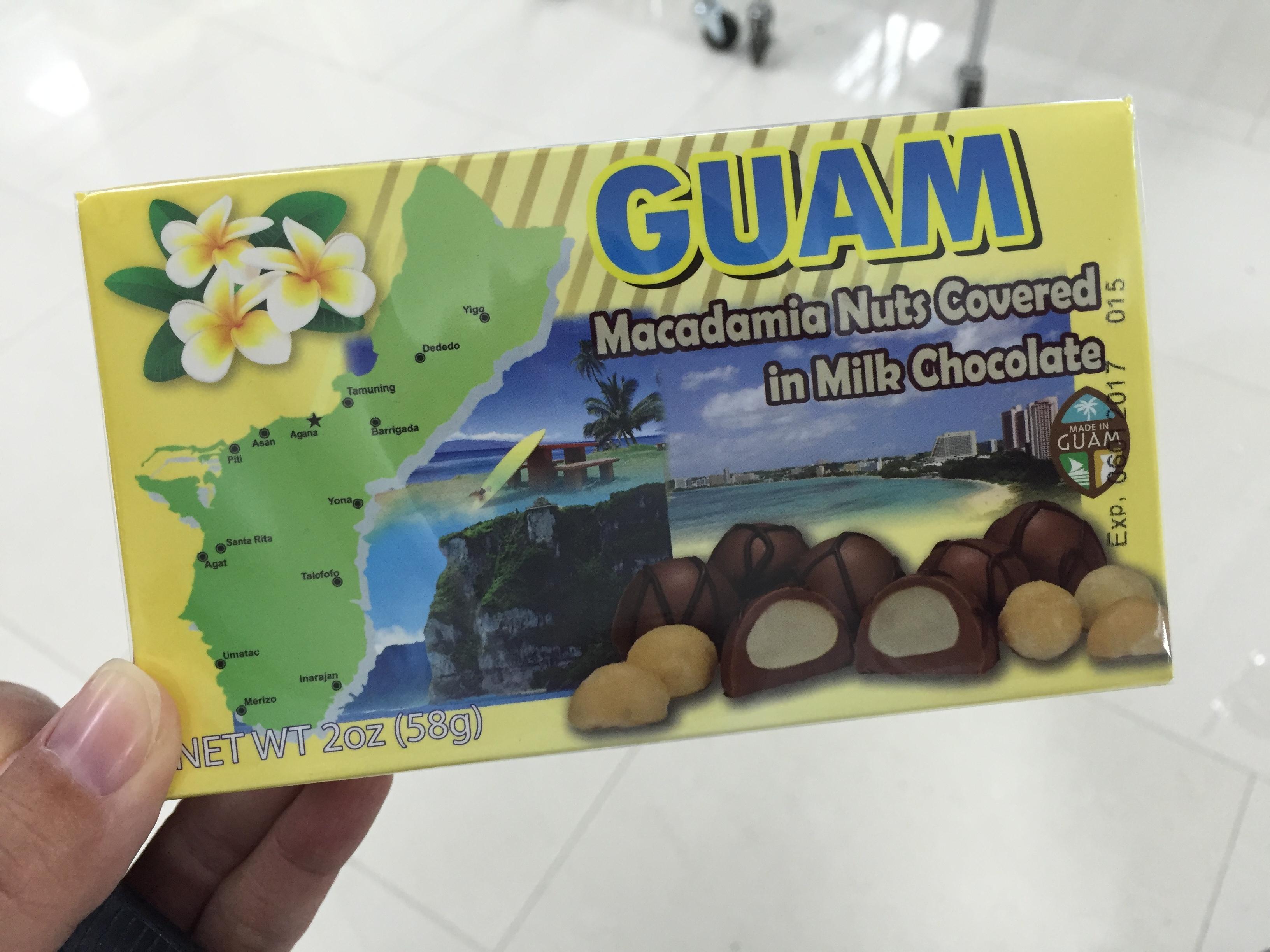 Guam Premium Chocolate