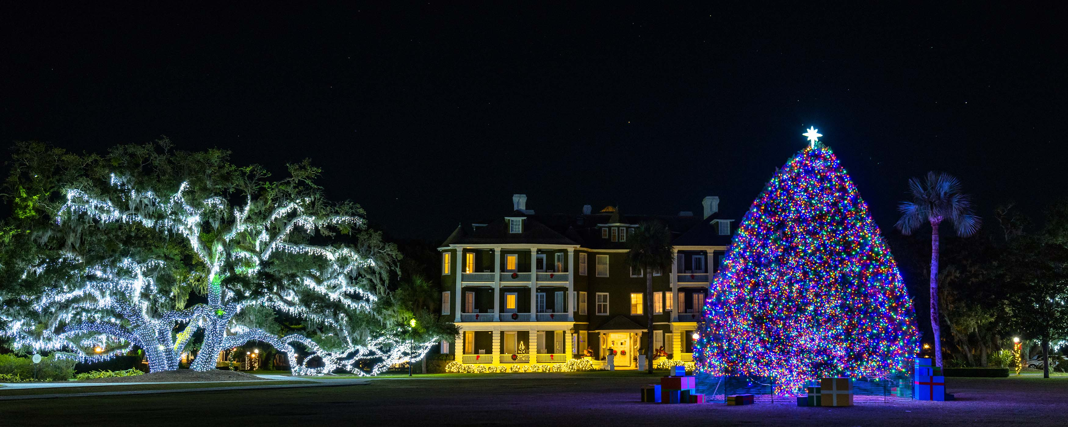 Golden Isles Holiday Events | Christmas Lights & Parades