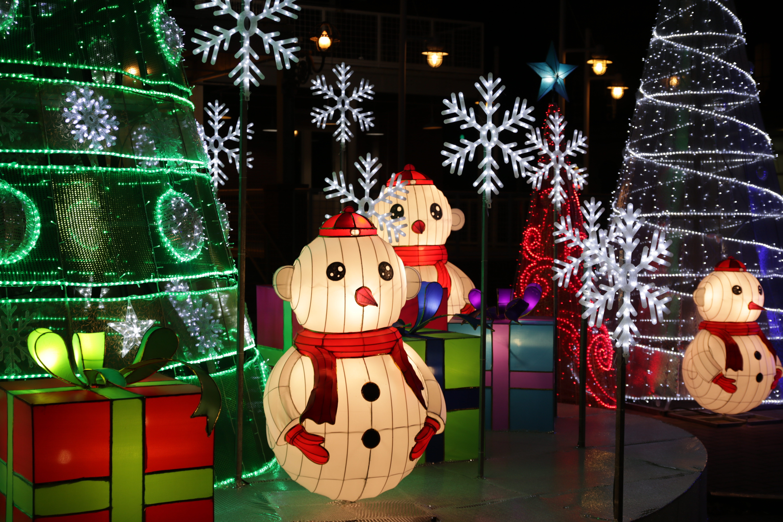 Conroe Christmas Light Displays 2020 Get Festive with Light Displays Around Houston | Houston Day Trips