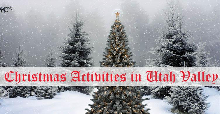 Christmas Eve Activities.6 Festive Christmas Activities Explore Utah Valley