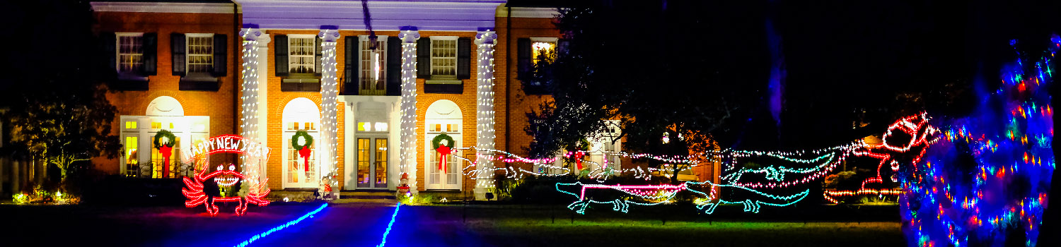 Cal Expo Christmas Lights.Christmas Events In Lake Charles Free Family Friendly