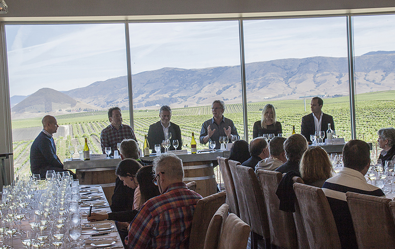 TCS2015: Diversity in Balance: Pairing Chardonnay with Food, Edna Valley Vineyard