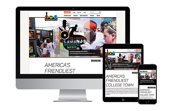 Stillwater Responsive Layout