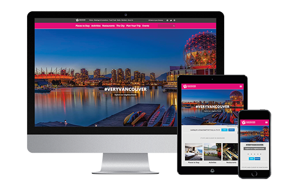 Vancouver Responsive Layout