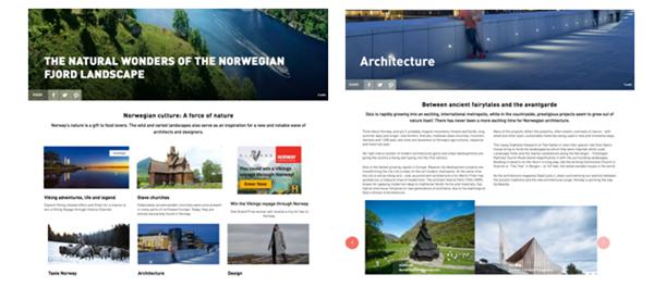 Portal Pages