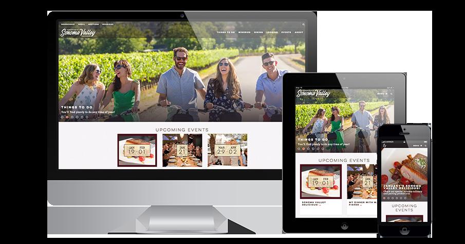 Sonoma Website