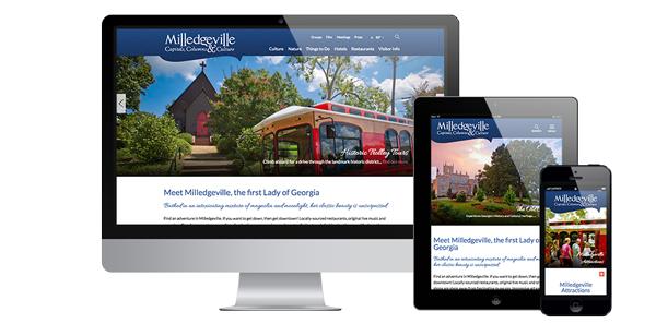 Milledgeville Responsive Design