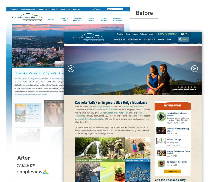 Roanoke, VA – Virginia's Blue Ridge