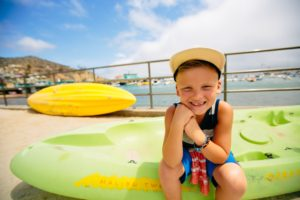 Catalina Island for families