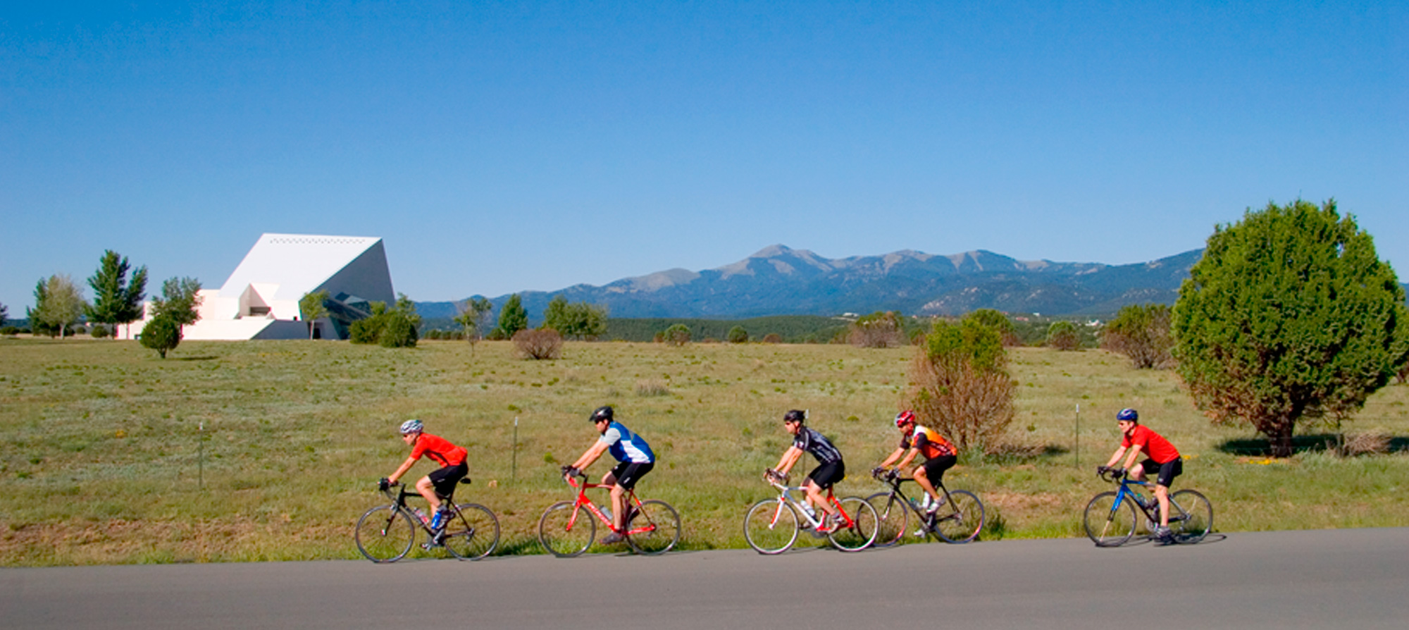 Biking - New Mexico Tourism - Mountain Bike Vacations: Rides
