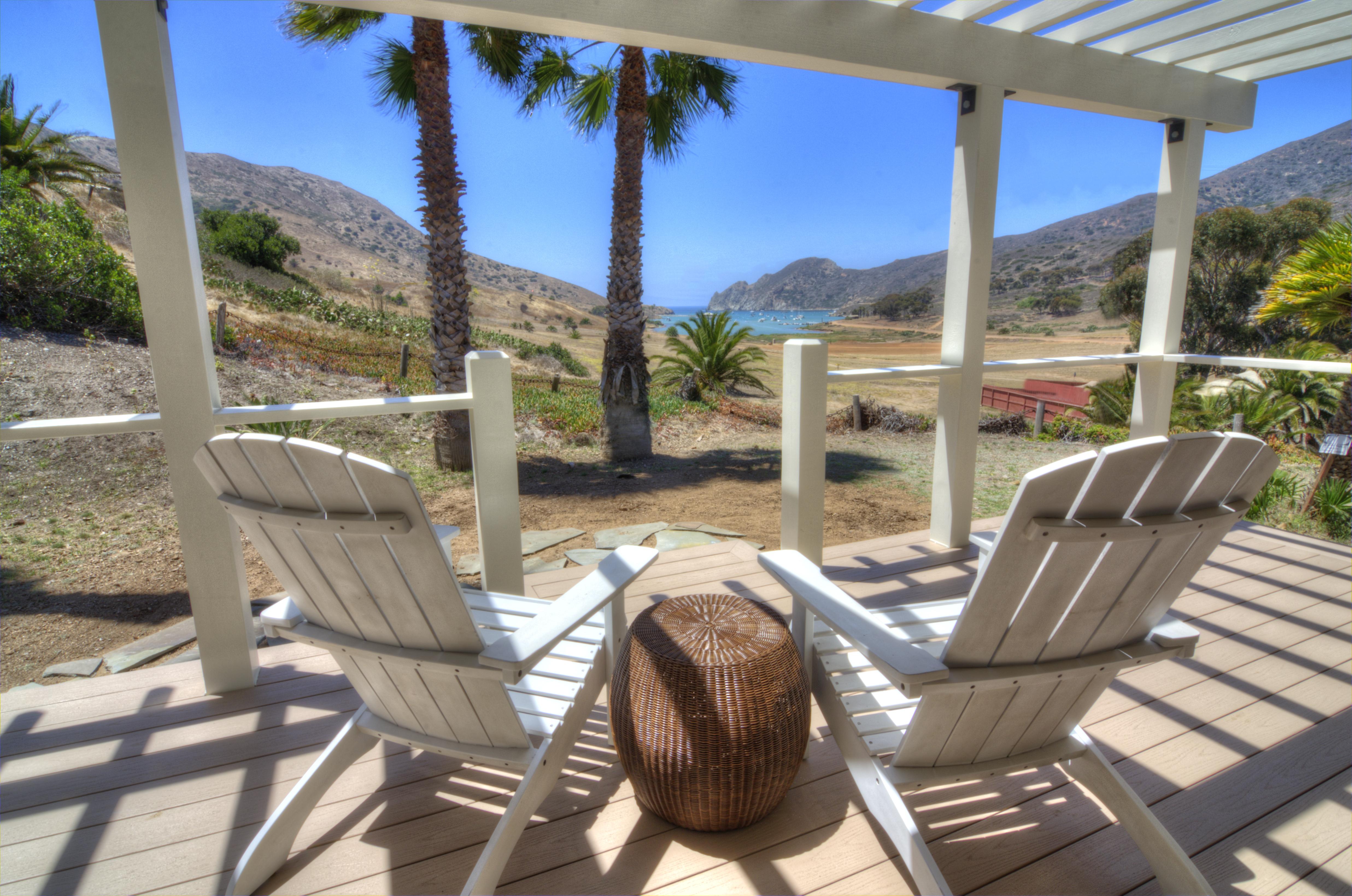 Villa Santa Cruz Two Harbors Hotels Rentals Visit Catalina