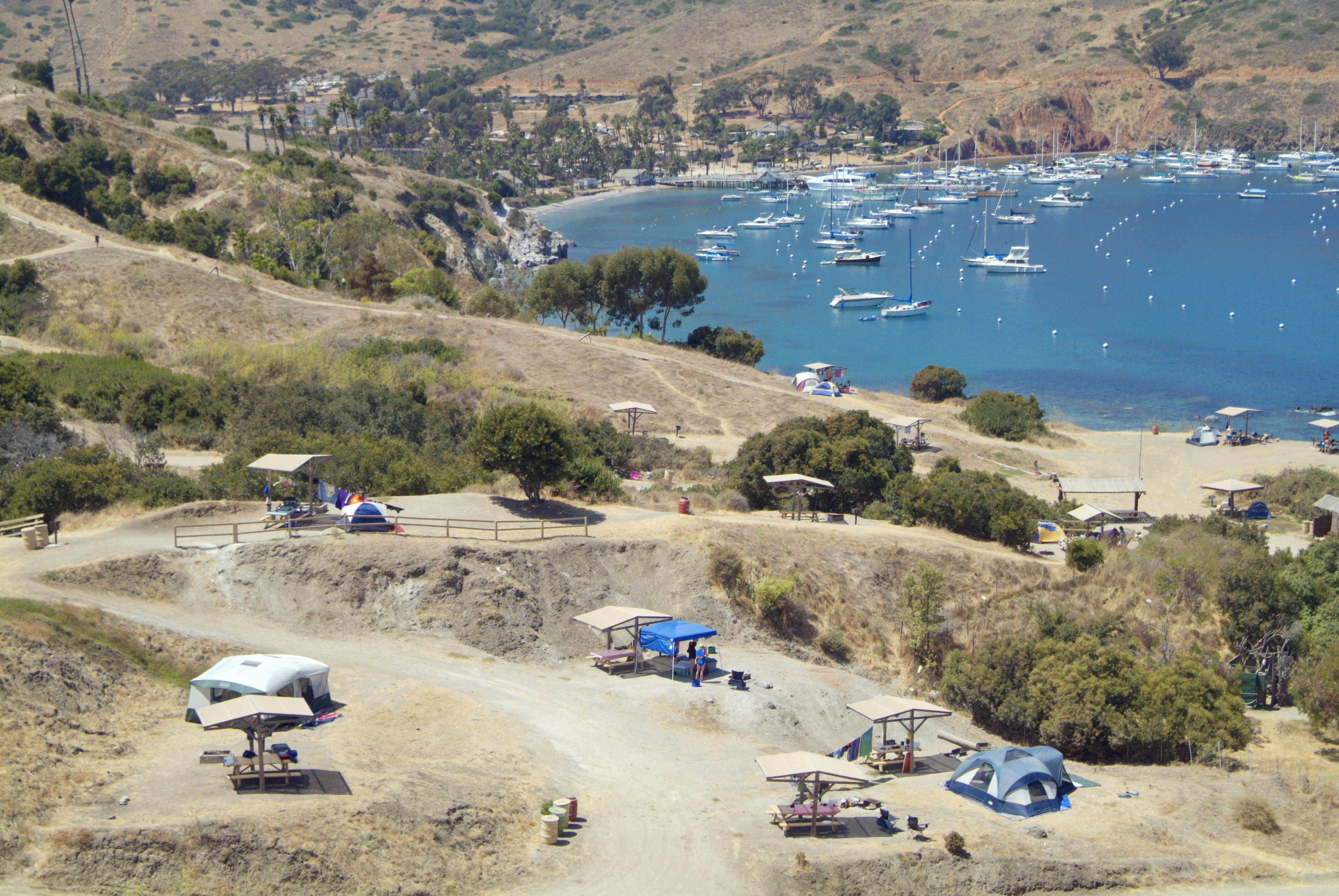 Catalina Island Camping Faqs Visit Catalina Island