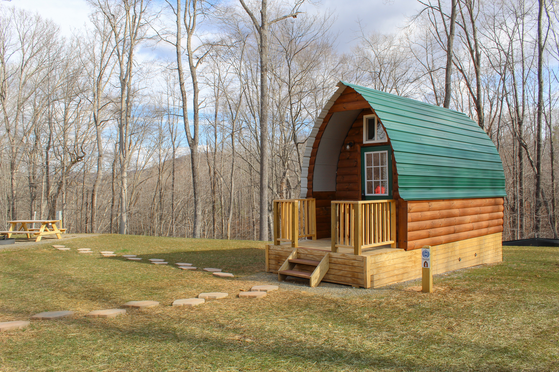 Cabin Rentals In Virginia S Blue Ridge Mountains