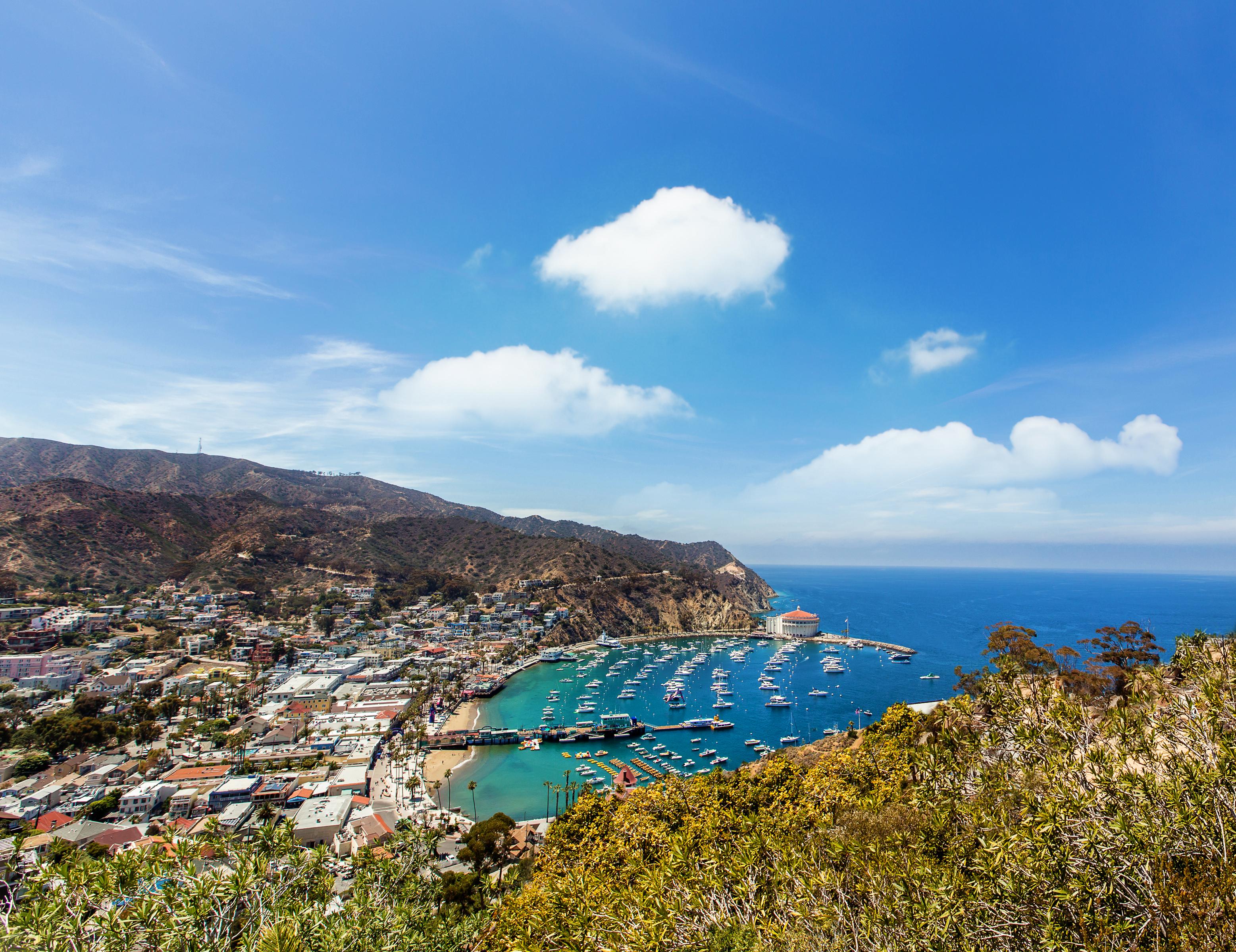 Catalina Island Weather Avalon Two Harbors Visit Catalina Island