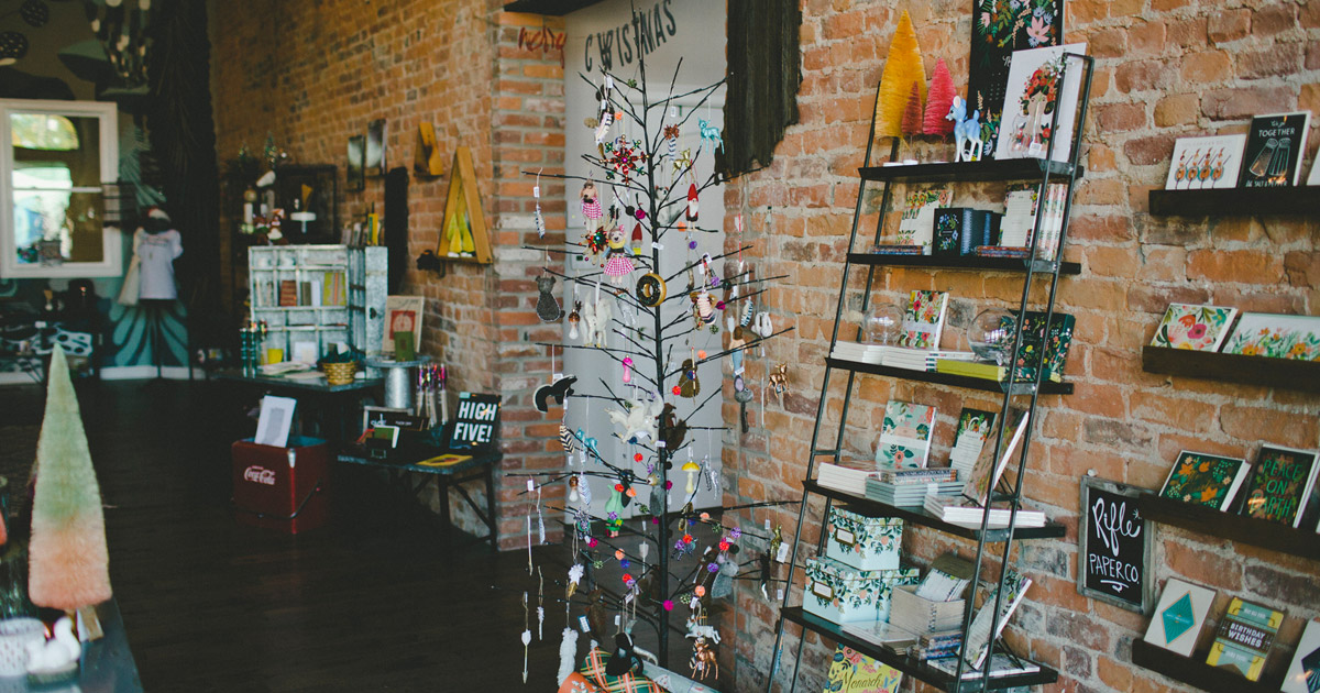 Boutique Shopping in Fort Wayne, Indiana