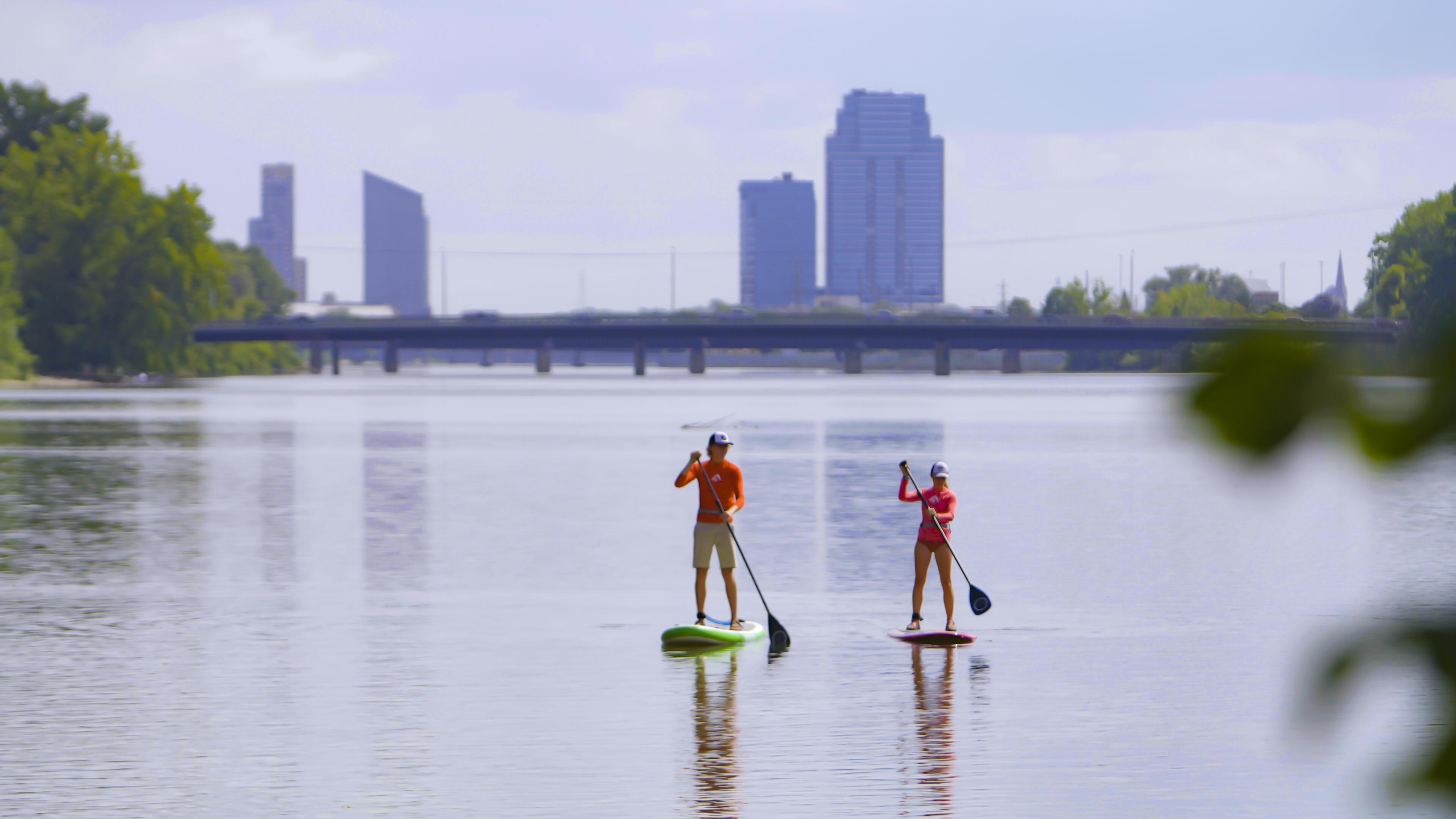 Kayaking & Canoeing in Grand Rapids   Rivers & Lakes