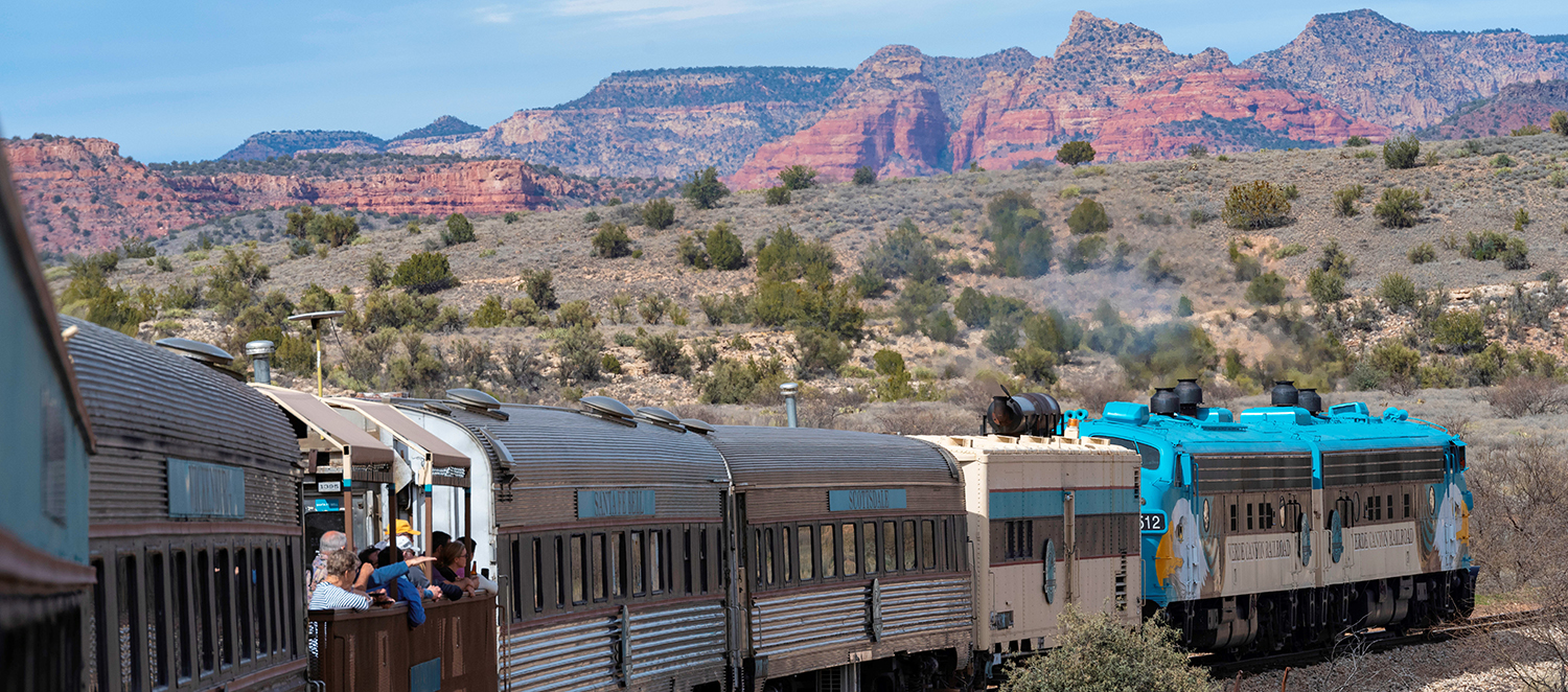 Great Trains of Arizona | Official Travel Site for ...