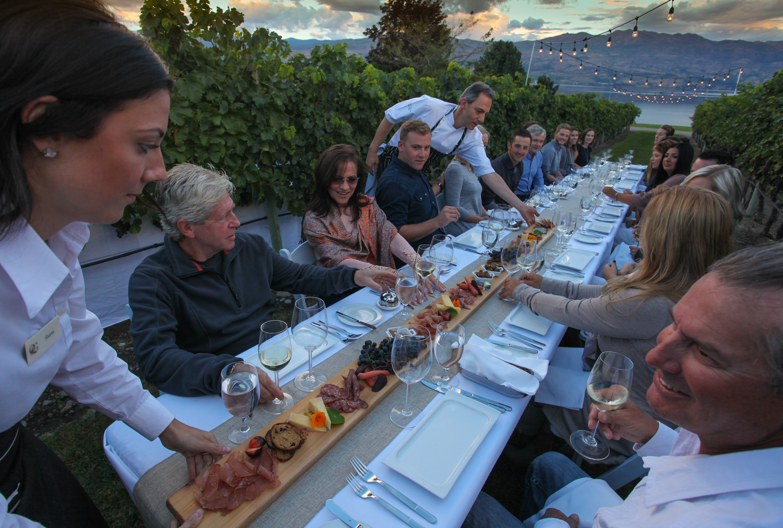 Restaurants & Wine   Kelowna, Okanagan Valley, BC