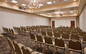 Theater style at the Holiday  Inn Research Park (HIRP) in  Huntsville, AL