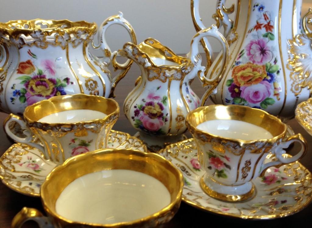 Did you know? Wernher Von Braun's family china can be found at the Von Braun Center.