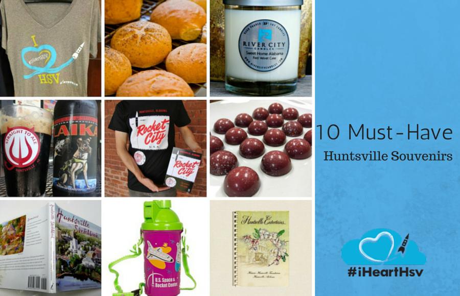 10 Must-Have Huntsville Souvenirs