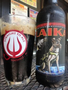 Straight to Ale's Laika. Photo courtesy of Straight to Ale