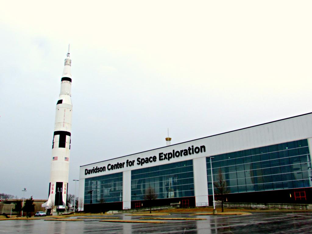 U.S. Space & Rocket Center in Huntsville, AL