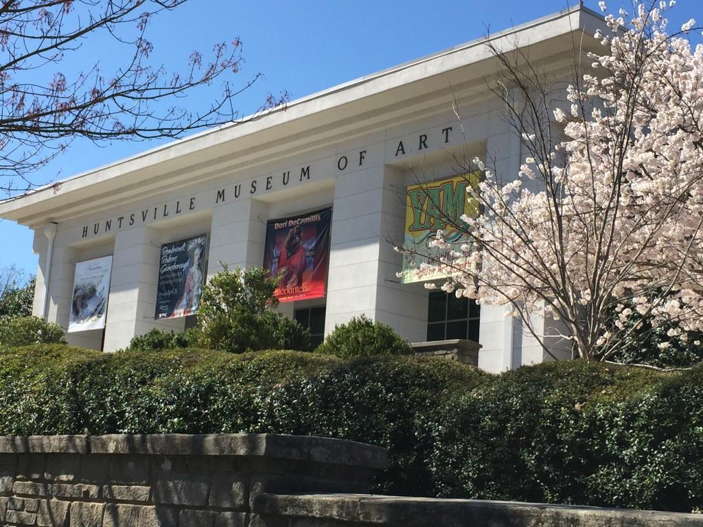 Huntsville Museum of Art in downtown Huntsville - iHeartHsv.com