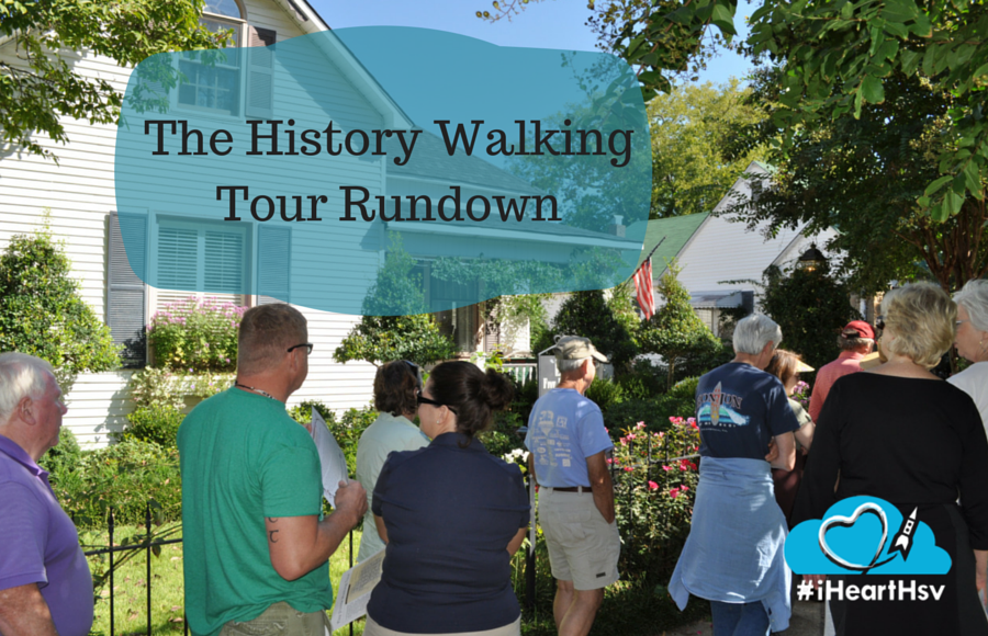 The History Walking Tour Rundown Blog Graphic